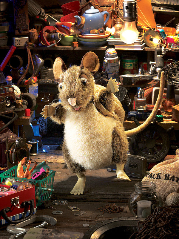 FOLKMANIS HAND PUPPETS Pack Rat