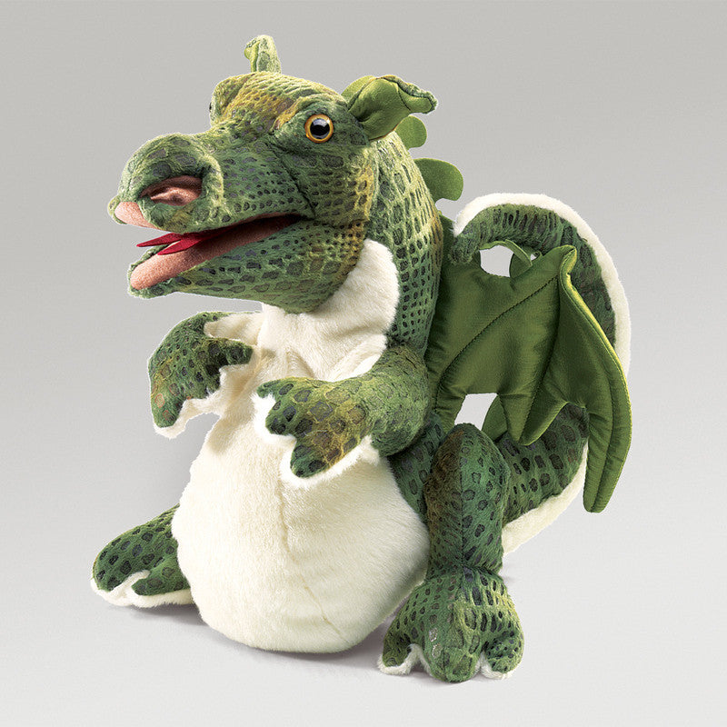 FOLKMANIS HAND PUPPETS Baby Dragon