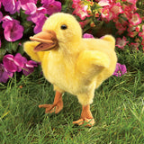 FOLKMANIS HAND PUPPETS Duckling