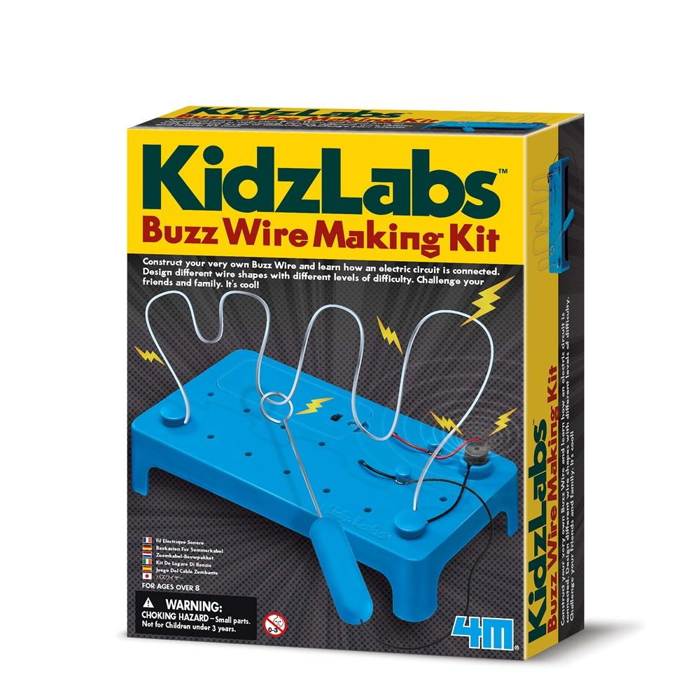 4M - KIDZLABS - BUZZ WIRE MAKING KIT