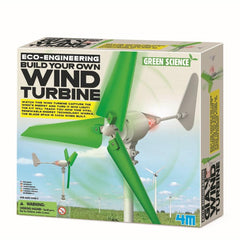 4M - Green Science - ECO ENGINEERING - WIND TURBINE