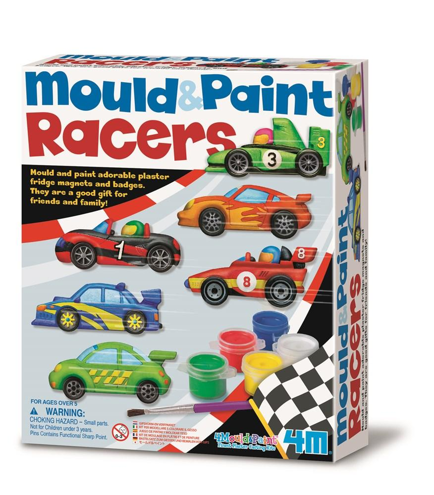 Mould & Paint - Racers