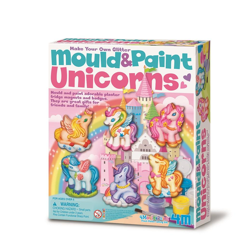 Mould & Paint - Unicorn