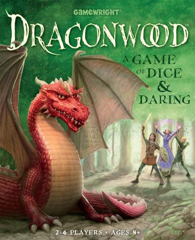 GAMEWRIGHT Dragonwood