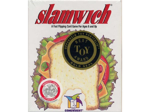 GAMEWRIGHT Slamwich Game