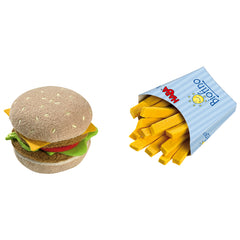 HABA Hamburger & French Fries