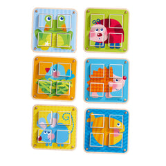 HABA CUBES PUZZLE