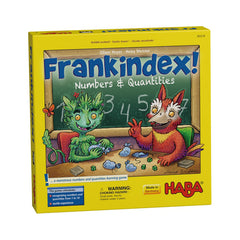 HABA Game Frankindex: Numbers & Quantities