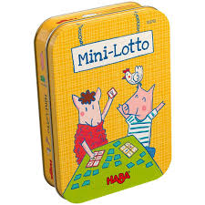 HABA Game - Mini Lotto