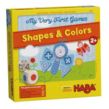 HABA My Very First Game - Shapes & Colours