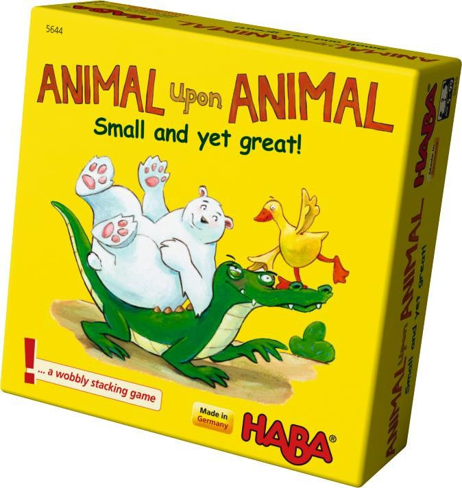 HABA GAME - Mini Animal upon Animal