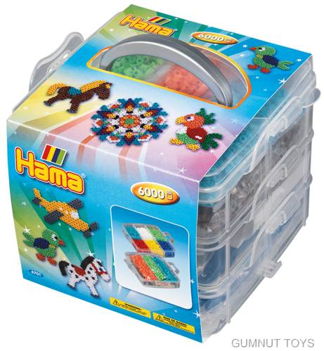 HAMA Small Storage Box - 6000