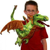 FOLKMANIS HAND PUPPETS Wyvern Dragon