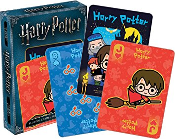 Harry Potter Chibi Playing Cards