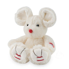 KALOO Rouge Mouse Small Ivory White