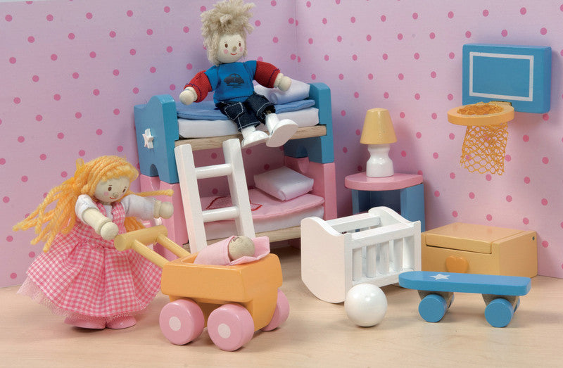 LE ToY VAN Sugar Plum Children's Bedroom