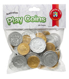 Learning Can Be Fun - Numeracy - Play Coins Plastic