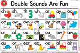 Learning Can Be Fun - Placemat - Double Sounds