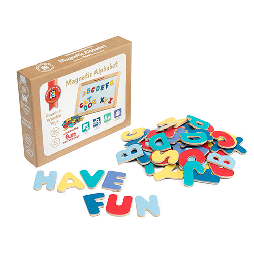 LEARNING CAN BE FUN - Premium Magnetic Numbers