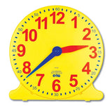 Learning Can Be Fun - Numeracy - Analogue Teacher Clock 30cm