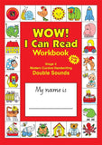 Learning Can Be Fun - Wow! I Can Read - Workbook Stage 3 - Double Sounds - Modern Cursive Master