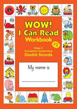 Learning Can Be Fun - Wow! I Can Read - Workbook Stage 3 - Double Sounds - Foundation Handwriting Master