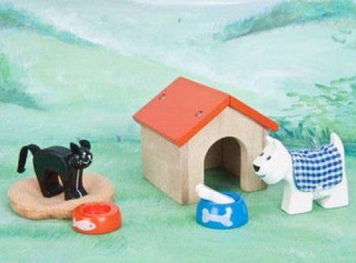 LE TOY VAN Pets Cat & Dog Set