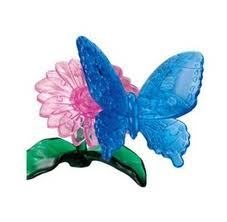 CRYSTAL PUZZLE 3D Butterfly