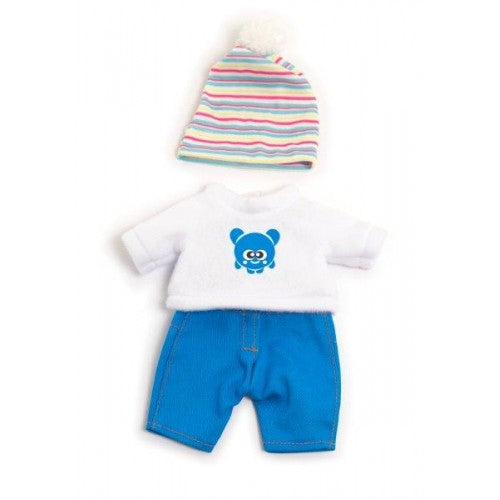 MINILAND Clothing Winter Sweatshirt set, 21cm
