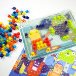 MINILAND EDUCATIONAL Mosaic Pegs 15mm