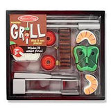 M&D BBQ/Grill Play Set