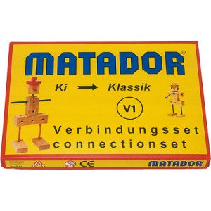 MATADOR Construction Connecting Set