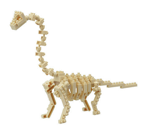 NANO Brachiosaurus Skeleton Model