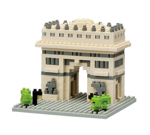 Nanoblock The Arc de Triomphe