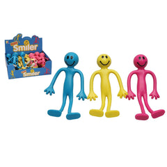 Bendy Smiley Man - Sensory Fidget Toy