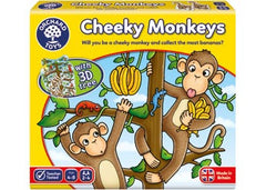 ORCHARD TOYS - Cheeky Monkeys Game