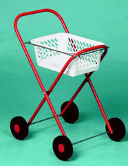 ORBIT Metal LaundryTrolley