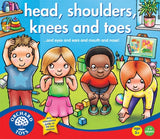 ORCHARD TOYS Heads, Shoulders, Knees & Toes Game