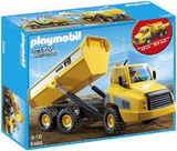 PLAYMOBIL City Action Construction Industrial Dump Truck 5468