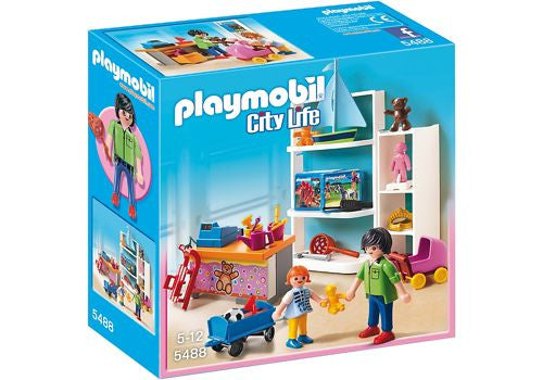 PLAYMOBIL Shopping Toy Shop - 5488