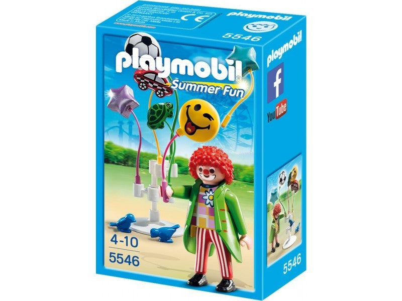 PLAYMOBIL Summer Fun Balloon Seller 5546