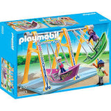 PLAYMOBIL Summer Fun Boat Swings Ride 5553