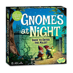 Peaceable Kingdom - Game - Gnomes @ Night - Co-operative