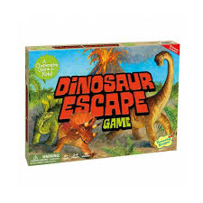 Peaceable Kingdom - Game - Dinosaur Escape