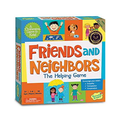 Peaceable Kingdom - Game -  Friends & Neighbours  - Co-operative