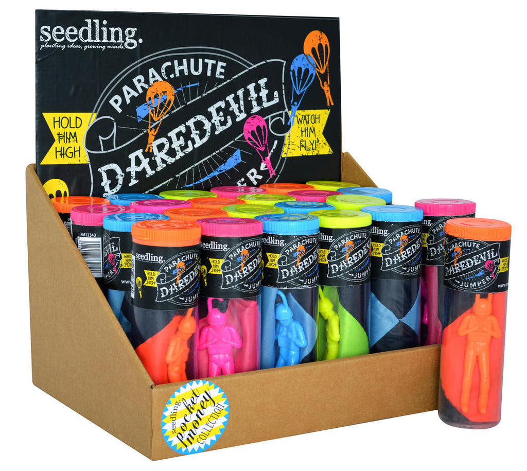 SEEDLING - Parachute Daredevil Jumper