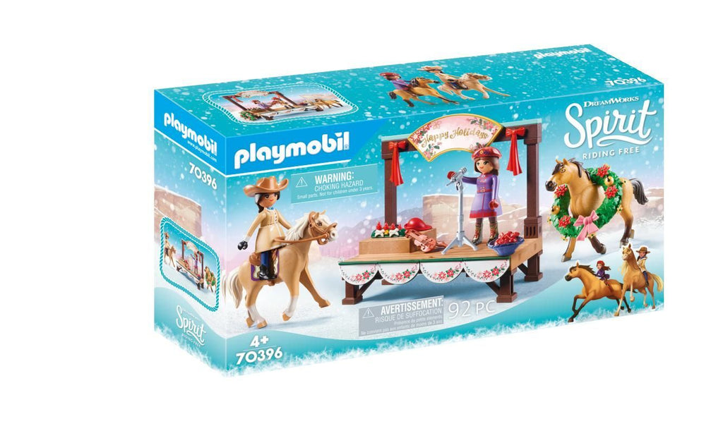 PLAYMOBIL Christmas Stage - 70396