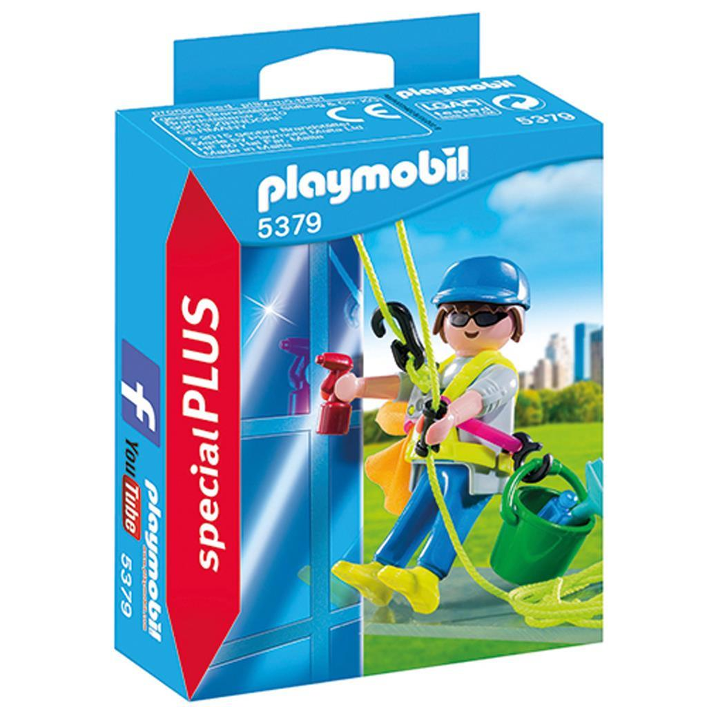 PLAYMOBIL Window Cleaner 5379