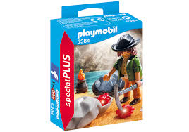 PLAYMOBIL Gem Hunter 5384