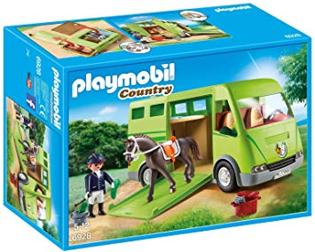 PLAYMOBIL Country Horse Transporter 6928